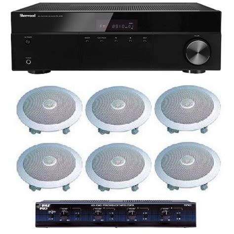home audio  house sound system ceiling speakers