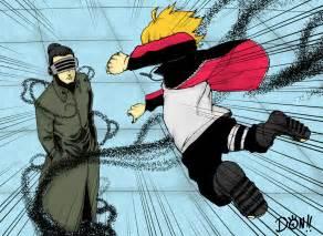 Boruto Shino Naruto the Movie
