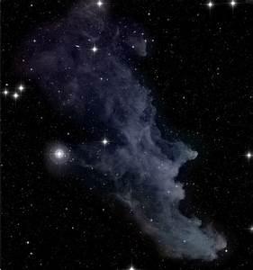 Halloween Astrophoto: The Witch Head Nebula
