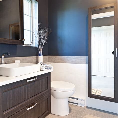 jeu de contrastes pour salle d eau salle de bain inspirations d 233 coration et