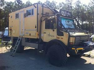 Truck Camper 4x4 Unimog | Autos Weblog