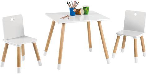 Tisch Und Stuhl Kindermöbel by Kindersitzgruppe Wei 223 Preisvergleich Die Besten Angebote