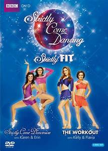 Fitness Chart For Kids Strictly Come Dancing Fitness Collection Dvd Zavvi