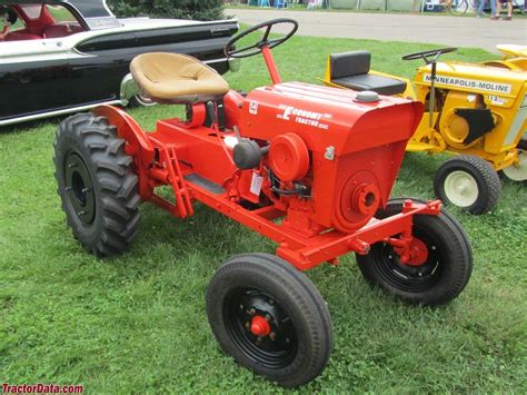 Economy Power King Tractors Like Have