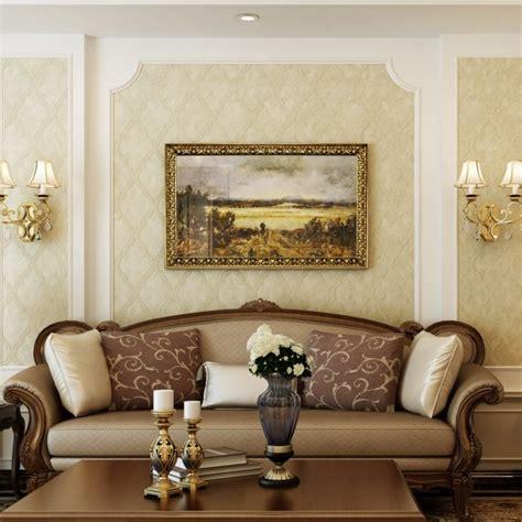 deco salon marron beige maison design deyhouse