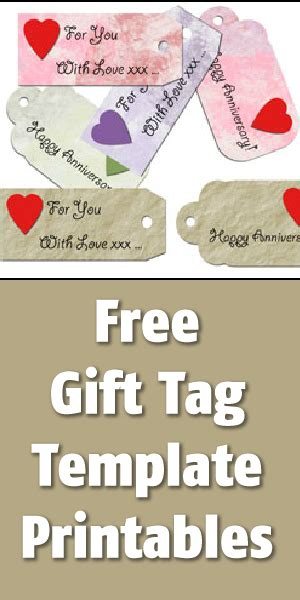 gift tag printables templates blissfully domestic