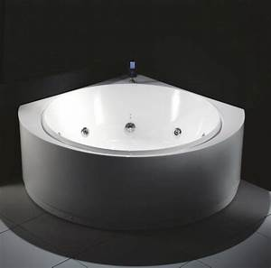 Prix Baignoire Balneo : la baignoire balneo rhein une baignoire d 39 angle pour ~ Edinachiropracticcenter.com Idées de Décoration