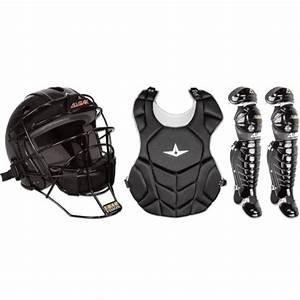 Softball Catchers Gear Sizing Chart All Star League Series Catcher 39 S Gear Set Tee Ball Ckcctball