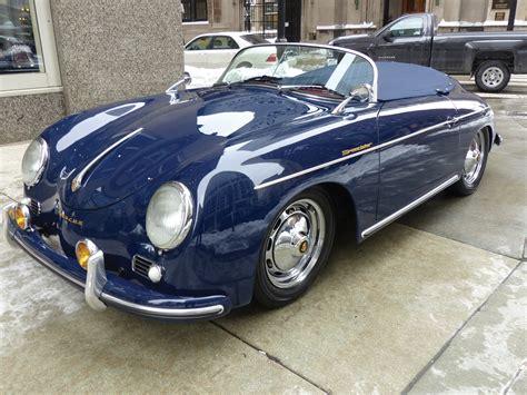 1957 Porsche Speedster Replica by Rm Sotheby S 1957 Porsche 356 Speedster Replica Auburn