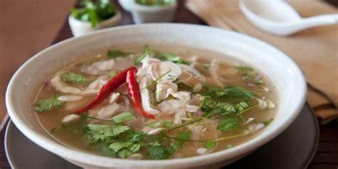 recette cuisine 2 recette khmère soupe de poulet à la citronelle cuisine