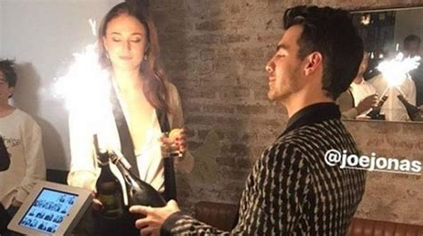 Instagram: Joe Jonas y Sophie Turner, imágenes inéditas de ...