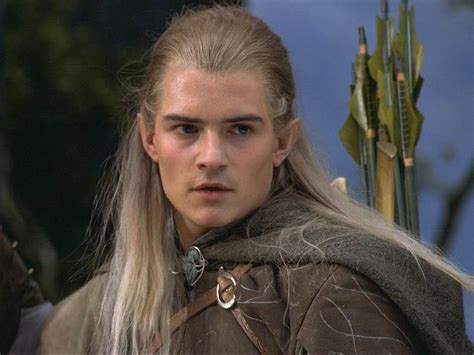 Orlando Bloom En Leonard Nimoy In The Hobbit De Filmblog