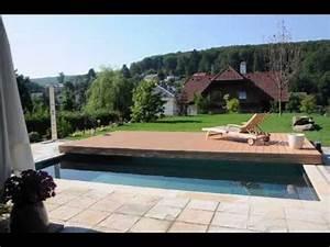 Poolabdeckung Aus Holz Selber Bauen : pool berdachung sonderl sung youtube ~ Watch28wear.com Haus und Dekorationen