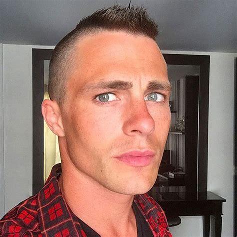 colton haynes haircut mens hairstyles haircuts