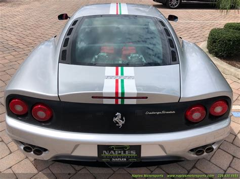 2004, aug., new to wide world of cars, spring valley, new york. 2004 Ferrari 360 Challenge Stradale for sale in Naples, FL ...