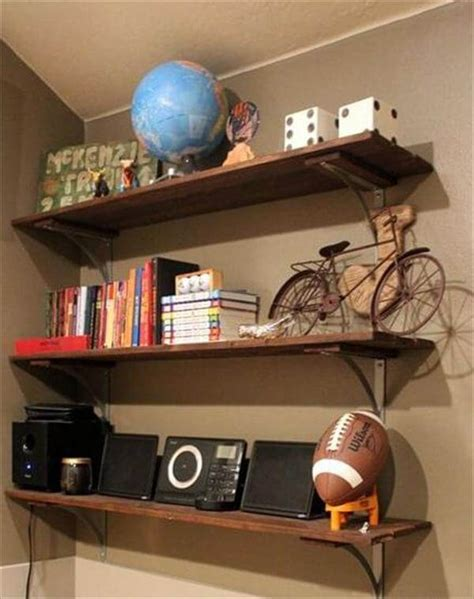 how to make a shelf plans to build how to make wooden shelves pdf plans