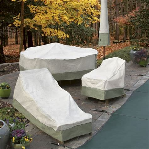 how to protect your patio furniture during winter www
