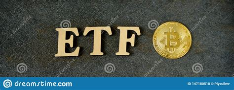 Accessible ways to purchase a bitcoin etf could. Bitcoin Coin With ETF Text On Stone Background Stock Photo - Image of payment, economy: 147180518