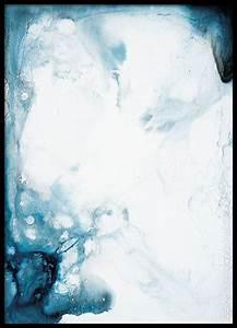 Poster med abstrakt konst | Print med målning | Desenio.se
