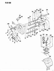 Dodge Dakota Fork  Transmission