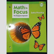 Houghton Mifflin Harcourt Math In Focus Grade 3 Extra Practice 2013 Paperback A 669015717 Ebay