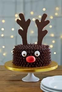 How to Make a Reindeer Cake - Hobbycraft Blog
