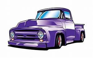 1956 Ford F-100 Trucks