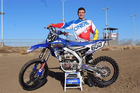 how to be a pro motocross rider cody johnston interview pro motocross rider tells his story