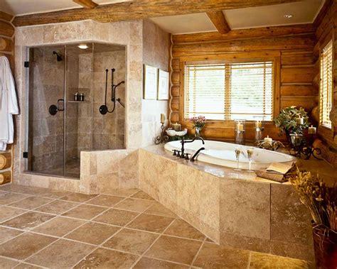 log home bathroom ideas 30 warm and cozy log bathroom design ideas