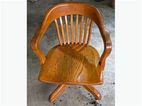 krug furniture kitchener oak office chair the h krug co saanich