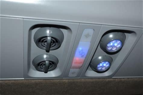 bus reading lights teknoware