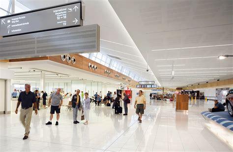 Modern Airport Interior Design  Project Fullscreen