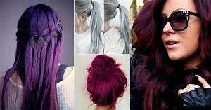 Acheter Coloration Rouge Framboise : 6 colorations ultra girly pour un look sexy et original ~ Melissatoandfro.com Idées de Décoration