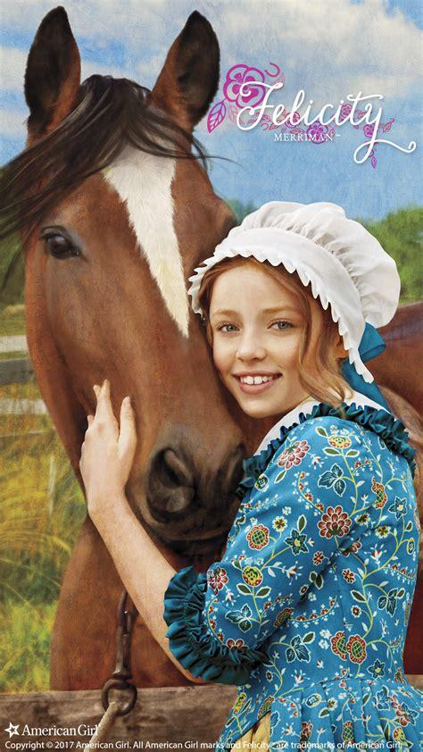 felicity merriman  beforever play  american girl