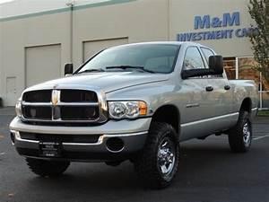 2004 Dodge Ram 2500 Slt   4x4    5 9l Ho Cummins Diesel    6