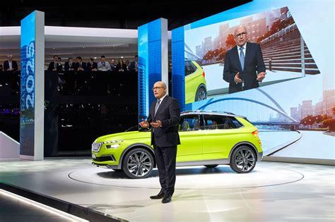 Škoda Auto's Presentation In