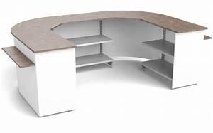 Große Sofas U Form : gro e theke im bogen u form 2900 2020mm ~ Pilothousefishingboats.com Haus und Dekorationen