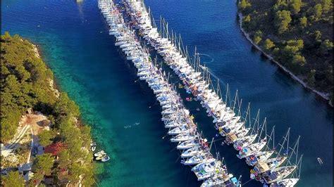 croatia yacht week  aftermovie doovi