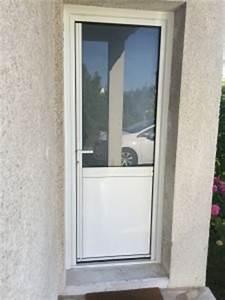 Porte De Service Acier : porte de service yvelines porte de service pvc porte de ~ Dailycaller-alerts.com Idées de Décoration