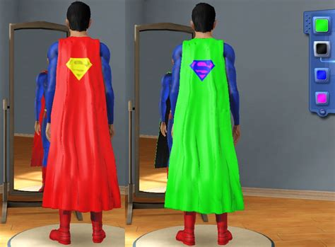 Man Of Steel 2 Superman In The Sims 4 Mods