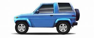 Daihatsu Rocky Spare Parts