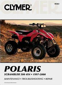 2000 Polaris Magnum 500 4x4 Owners Manual