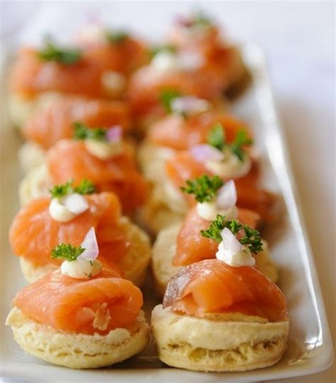 50 Winter Wedding Appetizers That Will Make Your Mouth