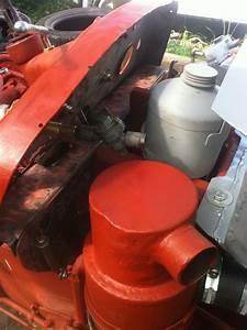 Ferguson Tef20 Restoration  Progress With New Parts