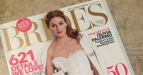 Get A Free Subscription To Brides Magazine
