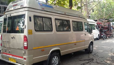 Today delhi bus hire comapny is one of the best fleet owners and luxury minivan and bus providers in all over india at affordable cost. 8 Seater Tempo Traveller Hire - Book Luxury Van and Cab India