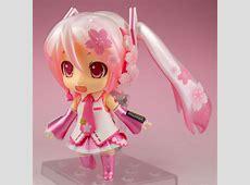 NEW Nendoroid 274 Sakura Miku Vocaloid Hatsune Miku Figure