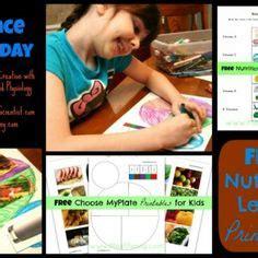 lesson plans healthy  images body preschool