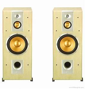 Jbl S310 - Manual - 3-way Loudspeaker System