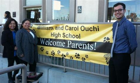 Salvador Garcia And Alliance Parents Welcome Families To